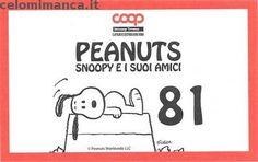 Peanuts Snoopy e i suoi amici: Retro Figurina n. 81 -