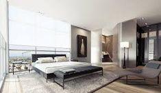 Image result for black gray bedroom