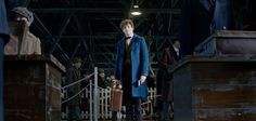 Magic is coming to New York City and we finally have a better look at what that means for humans and wizards alike in the newest Fantastic Beasts and Where to Find Them trailer. In the new trailer, released during Wednesday's episode of The Ellen DeGeneres Show, you geta much deeper look at Newt (Eddie…