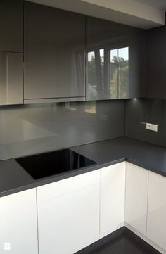 How to Paint Old Kitchen Cabinets . Elegant How to Paint Old Kitchen Cabinets . Can Kitchen Cabinets Be Painted White Modern Kitchen Cabinets, Kitchen Dinning, Modern Kitchen Design, Home Decor Kitchen, Kitchen Interior, Deco Design, Küchen Design, Custom Kitchens, Home Kitchens