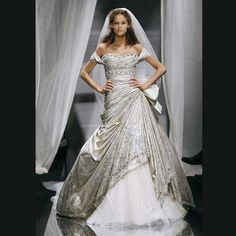 wedding dresses from Zuhair Murad 2013 bridal collection. Zuhair Murad ...