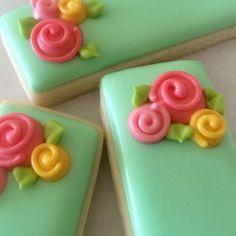 rose cookies More