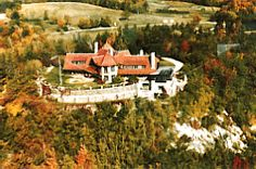 Lucknow Estate, The Castle in the clouds,  Moultonborough, New Hampshire