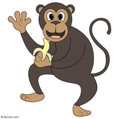 Kids, Go Ape! Step-by-step Instructions to Draw a Cartoon Monkey - Art Hearty Cartoon Monkey, Monkey Art, A Cartoon, Go Ape, Jane Goodall, Drawing Skills, Step By Step Instructions, Tudor, Scooby Doo