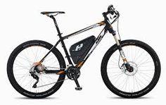 """KTM '14 e-Race P 27.5"""" elektromos kerékpár"""