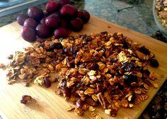 cherry granola