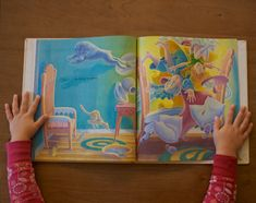 Top 50 Picture Books for Children. Click through to see the list!