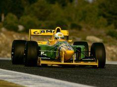 1993 Benetton B193B - Ford (Riccardo Patrese)