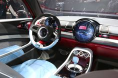 Mini Clubman Concept Revealed Ahead of Geneva Debut - Motor Trend WOT