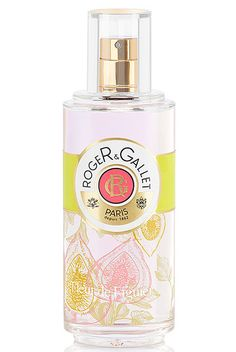 Perfume: This summer Roger & Gallet are launching Fleur de Figuier. Fragrance notes; mandarin, grapefruit, fig blossom, musk and cedarwood.