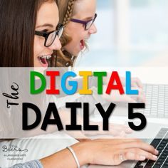 The Digital Daily 5 for Grades 4-8