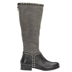CONQUEST BOOT IN BLACK BY MATISSE AT WWW.TRENDYSOLE.COM