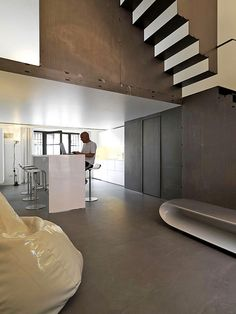 Loft Twins in Milan by Frederico Delrosso Architects interior