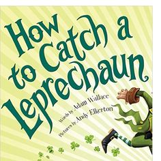 Don't let those leprechauns get away - catch him with yoga poses!   4 St. Patricks Day Books for Kids Yoga Classes – Namaste Kid