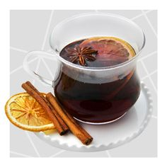 Very Merry Mulled Wine