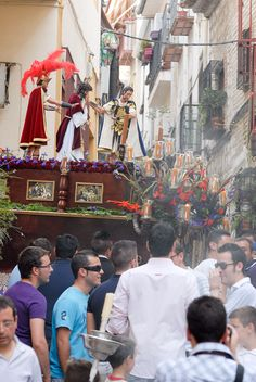 Las procesiones infantiles de las Cruces de mayo en Jaén se celebrarán el día 6