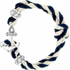 Brighton is known for its exquisitely crafted women's handbags, jewelry, and charms for bracelets, along with many other stylish accessories. Brighton Jewelry, Nautical, Coastal, Personalized Items, Bracelets, Accessories, Navy Marine, Bracelet, Nautical Style