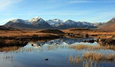 Black Mount - Scotland