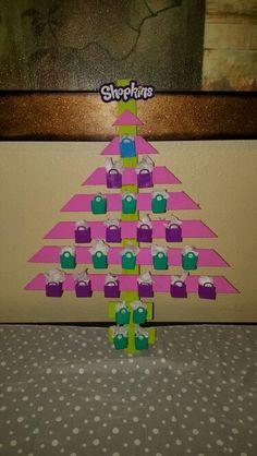 Shopkins Advent Calendar