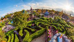 1-Day Disneyland Paris Touring Plan
