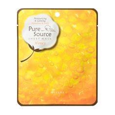 MISSHA Honey Pure Source Sheet Mask