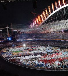Olympic Games: Opening ceremonies throughout the years: 2004 Athens