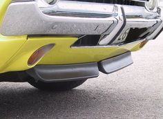 Challenger -71  T/A front spoiler