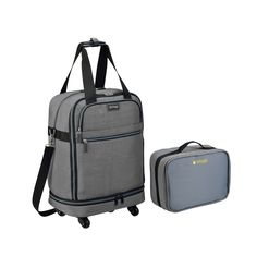 """ZipSak 22"""" Carry-On Spinner 