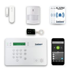 Huset ønsker ikke ubudne gæster. Derfor ønsker det sig et modulbaseret alarmsystem.
