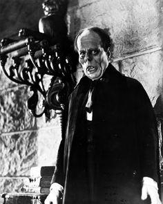 "Lon Chaney as Erik in ""The Phantom of the Opera"" (1925)."