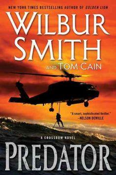 Predator, by Wilbur Smith -- MARCH