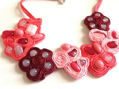 Soutache necklace www.mabacreations.com