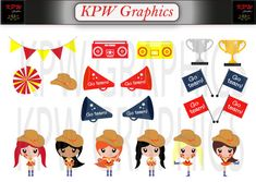Red and Blue Drill Girls Clip-art in a PNG format. Personal & Small Commercial use Girls Clips, Girl Clipart, Blue Boots, School Projects, Drill, Red And Blue, Clip Art, Invitations, Commercial