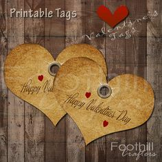 INSTANT DOWNLOAD   12 Vintage Valentine's Day by FoothillCrafters, $2.99 #valentinestags #gift_tags #foothillcrafters #printabletags #Heart_tags #vintagetags #gifts #labels #vintage_labels #etsy_shop #love_tags #diyhangtags