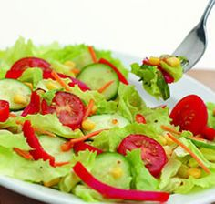 Salad on the Military Diet