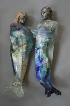 ☥ Figurative Ceramic Sculpture ☥  Christina Bothwell