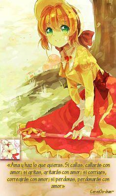 Sakura Kinomoto! Frases de amourrss~~ amistadd~~