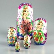 Animal Nesting Dolls, Cats, Dogs, Horses & More