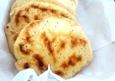 Churrasca, pan chileno