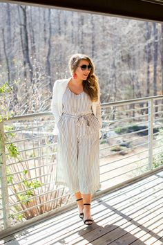 jumpsuit for petitie girls | Fashion blog blogger photo photographer photography Chapel Hill NC North Carolina