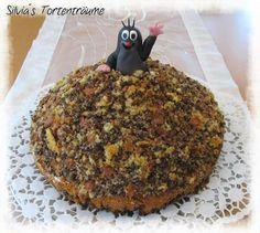 Silvia's Tortenträume: Maulwurftorte Maulwurf Sahne lecker Cake Kuchen Rezept: https://www.facebook.com/SilviasTortentraeume/photos/pcb.590948397672819/590947887672870/?type=1&theater