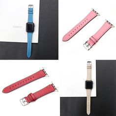 >> Click to Buy << Leather WatchBand Bracelet for iWatch Handmade Genuine Retro Style Frosted Leather Accessories Wristband For Apple Watch 38/42mm #Affiliate