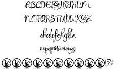 Libertinas & co. font by deFharo  http://www.fontriver.com/font/libertinas_and_co/  #handwritten #fonts #typography #design #webdesign #script #ttf #type #typeface #lettering