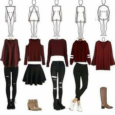 Wich outfit is your go to outfit? 1 2 3 4 or 5 mine is 3 and 4 Teen Fashion Outfits, Outfits For Teens, Fall Outfits, Summer Outfits, Casual Outfits, Cute Outfits, Womens Fashion, Teen School Outfits, Fashion Vest
