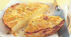 This gourmet potato bake is a deliciously different idea for your next dinner party.