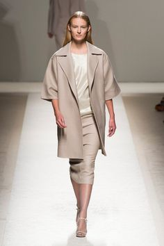MaxMara at Milan Spring 2014