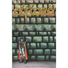 ELFLORD #1A   $2.40   1986   VOLUME 1   AIRCEL   COMIC BOOK