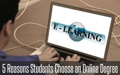 Online degrees become more and more popular among today's students, as they start seeing online learning having more benefits than…