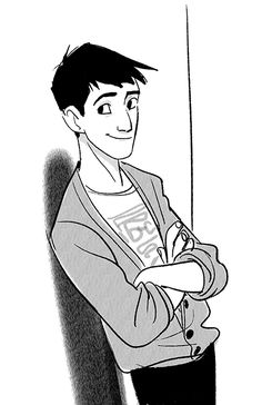 Tadashi, Hiro's big brother