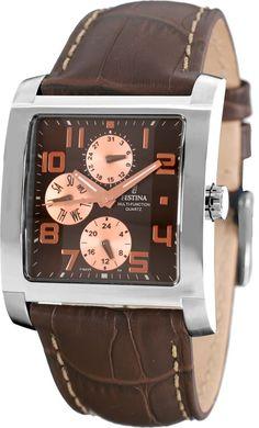 Festina watch, Retro F16235/C for men F16235/C